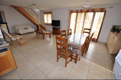 Vue: SECTEUR MORLAAS- Maison 6 chambres-Séjour, SECTEUR MORLAAS, Maison 6 chambres avec vie de plain-pied, sur 2 250 m² de terrain plat