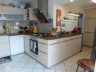 Vue: LONS- Maison 6 chambres-Cuisine, LONS, grande maison de 6 chambres, sur 980 m² de jardin avec piscine.