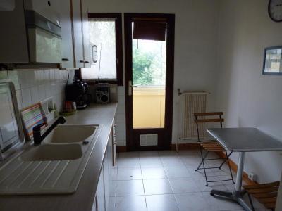 Vue: PAU -T4 balcon et cave- Cuisine, PAU, Appartement T4 avec terrasse et cave