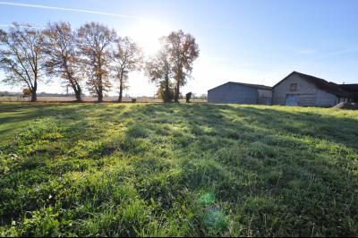 EXCLUSIVITE SENDETS, A vendre Terrain viabilisé! Agence immobilière Libre-Immo, Pyrénées-Atlantiques, à Nay et Pau