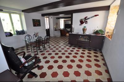 Vue: Maison SAUVAGNON-Séjour 2, EXCLUSIVITÉ SAUVAGNON, A VENDRE, Maison 3 chambres, sur 675 m² de terrain avec garage