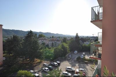 Vue: BILLERE- T4 avec cave et parking - Vue, BILLERE, A VENDRE, Appartement T4 avec balcon, cave et parking et vue Pyrénées