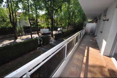 Vue: PAU ALLEES DE MORLAAS- T2 avec garage- Balcon, PAU ALLÉE DE MORLAAS, A VENDRE, Beau T2 rénové avec garage