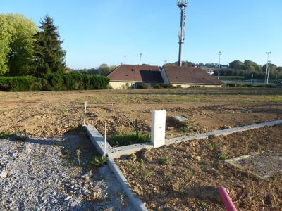 Vue: MORLAAS A VENDRE terrain plat 800m², MORLAAS, A VENDRE, terrain plat 800 m²