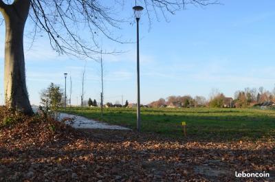 Vue: BERNADETS, A VENDRE, terrain  viabilisé 1128 m², BERNADETS, A VENDRE, terrain viabilisé de 1128 m²