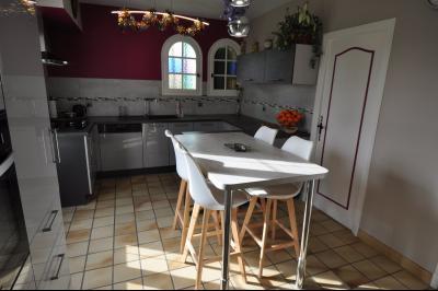 Vue: JURANCON, a vendre maison 7 pièces - Cuisine, COTEAUX JURANCON, à vendre, maison de 6 chambres, domaine de 5276 m² avec vignes