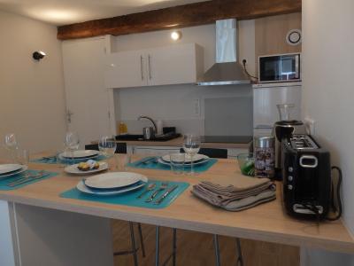 Vue:  PAU CHÂTEAU- T2-Cuisine, EXCLUSIVITÉ PAU CHÂTEAU, A VENDRE, T2 de 50 m² vendu meublé