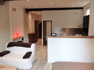 Vue:  PAU CHÂTEAU- T2-Pièce de vie, EXCLUSIVITÉ PAU CHÂTEAU, A VENDRE, T2 de 50 m² vendu meublé