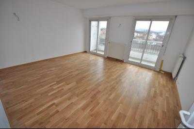 Vue: PAU, A VENDRE, T3 avec balcons-Chambre 1, PAU, A VENDRE, Appartement T3 avec balcons vue Pyrénées et parking