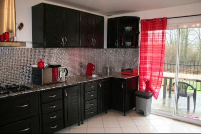 Vue: BUROS, A VENDRE, maison de plain pied 145 m², cuisine, BUROS, A VENDRE maison de plain pied de 145 m²