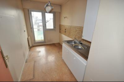 Vue: PAU-A VENDRE-T2 avec balcon-Cuisine, EXCLUSIVITÉ PAU CENTRE, A VENDRE, Appartement T2 avec balcon et cave