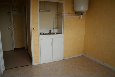 Vue: PAU CENTRE VILLE, A VENDRE studio 15.5 m², vue Pyrénées, pièce principale, PAU CENTRE VILLE, A VENDRE studio de 15.5 m², vue Pyrénées