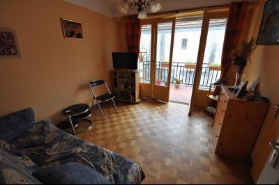 Vue: PAU ST CRICQ à vendre T2 avec terrasse, garage et cave - Séjour, EXCLUSIVITE PAU ST CRICQ, a vendre T2 avec terrasse, garage et cave