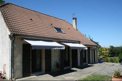 Maison 5 pièce(s)  de 123 m² env. , Agence immobilière Libre-Immo dans la région Pyrénées-Atlantiques à Nay et Pau