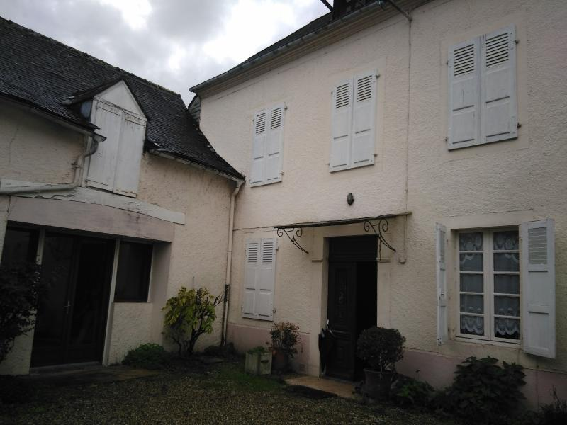 Proche NAY - Vente Maison ancienne avec 3 chambres  + grange attenante rénovée, Agence immobilière Libre-Immo dans la région Pyrénées-Atlantiques à Nay et Pau