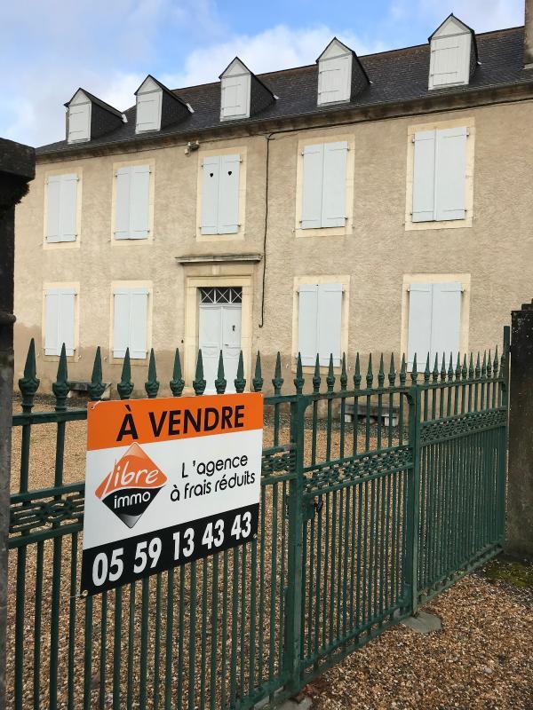 Tout Proche NAY - Vente Maison de Maître avec Grande Dépendance - Rare à la vente, Agence immobilière Libre-Immo dans la région Pyrénées-Atlantiques à Nay et Pau