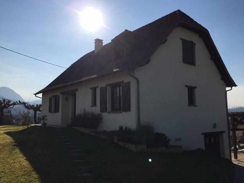 Au Sud de Nay - Vente Maison de 150 m² sur Terrain de 3078 m² - Belle Vue, Agence immobilière Libre-Immo dans la région Pyrénées-Atlantiques à Nay et Pau