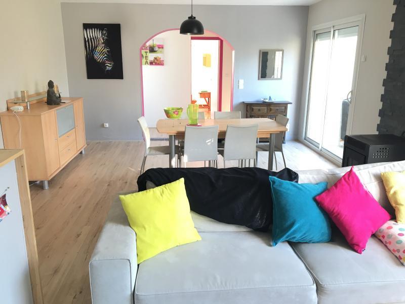 Au c?ur de NAY - Vente Maison 5 chambres au calme, Agence immobilière Libre-Immo dans la région Pyrénées-Atlantiques à Nay et Pau