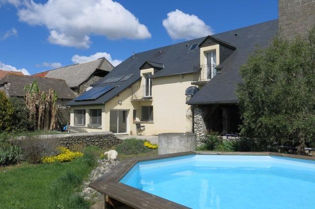 BORDES - Vente Magnifique Grange rénovée en 2010 sur 1700 m² -Très Belle Vue Pyrénées plein Sud, Agence immobilière Libre-Immo dans la région Pyrénées-Atlantiques à Nay et Pau
