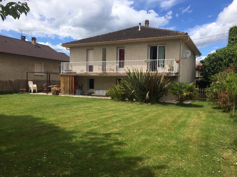 Coarraze - Vente Maison en exclusivité - 140 m² - 6 pièces - Jardin, Agence immobilière Libre-Immo dans la région Pyrénées-Atlantiques à Nay et Pau