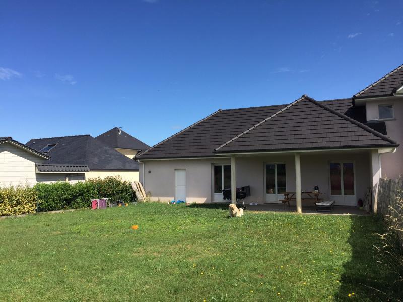 Proche NAY - Location Maison 3 chambres et 1 garage au calme, Agence immobilière Libre-Immo dans la région Pyrénées-Atlantiques à Nay et Pau