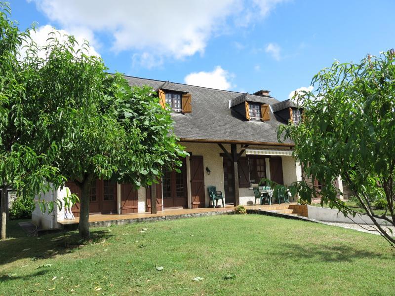 Entre NAY et BORDES - Vente Maison de type 6 - Au calme, Agence immobilière Libre-Immo dans la région Pyrénées-Atlantiques à Nay et Pau