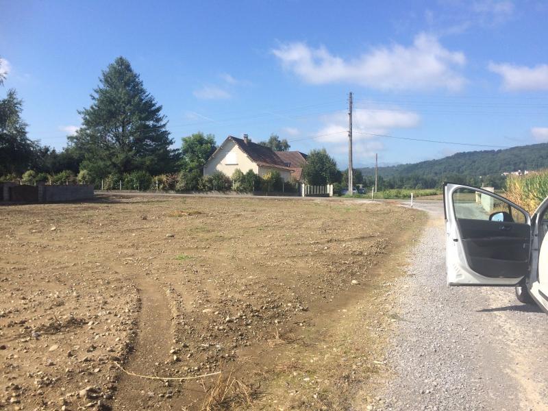 Proche Bordes - Vente terrain constructible au calme hors lotissement, Agence immobilière Libre-Immo dans la région Pyrénées-Atlantiques à Nay et Pau