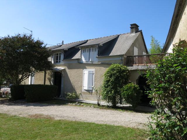 Entre PAU et TARBES - Vente en exclusivité Maison de type 6 au calme avec parc et belle grange, Agence immobilière Libre-Immo dans la région Pyrénées-Atlantiques à Nay et Pau