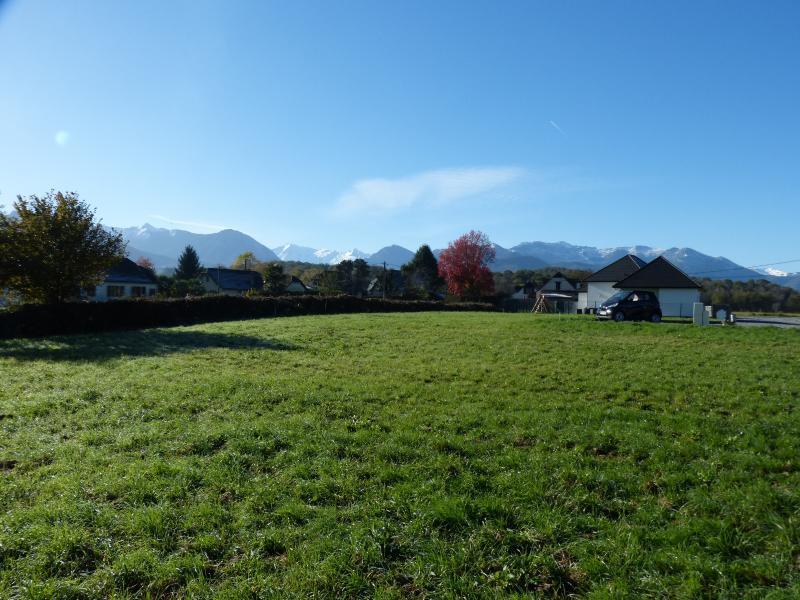 Proche NAY - Vente terrains viabilisés en lotissement au calme - Vue Pyrénées, Agence immobilière Libre-Immo dans la région Pyrénées-Atlantiques à Nay et Pau