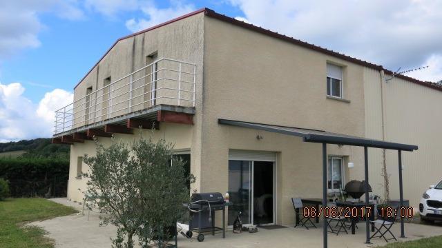 Proche PAU - Vente Maison de 152 m² avec locaux industriels, Agence immobilière Libre-Immo dans la région Pyrénées-Atlantiques à Nay et Pau