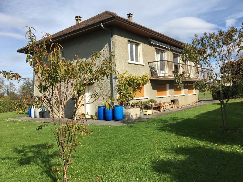 Proche NAY - Vente Maison 4 chambres avec un terrain de plus de 1500 m² au calme, Agence immobilière Libre-Immo dans la région Pyrénées-Atlantiques à Nay et Pau