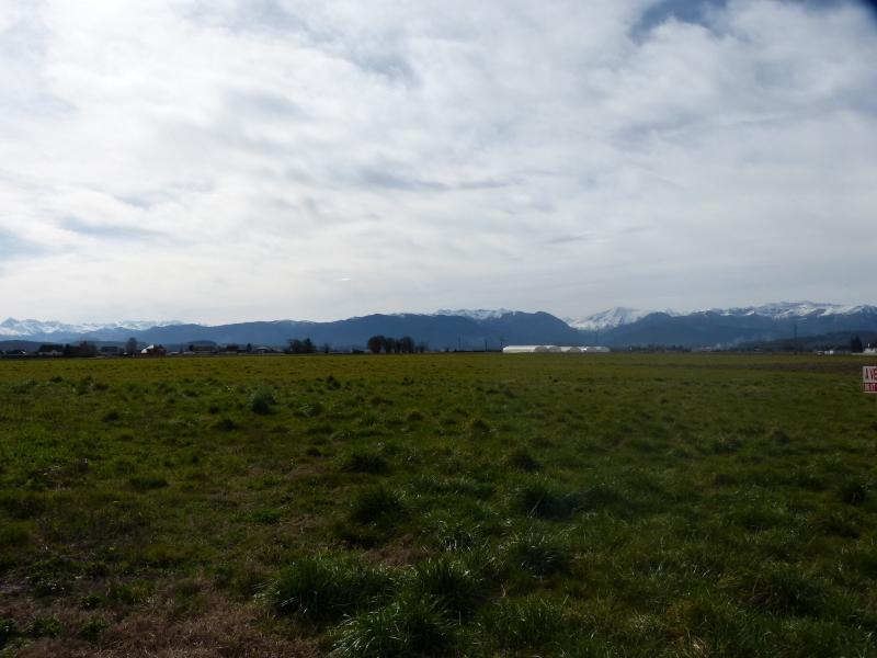 BORDES - Rare Vente terrain viabilisé plat avec vue panoramique Pyrénées, Agence immobilière Libre-Immo dans la région Pyrénées-Atlantiques à Nay et Pau