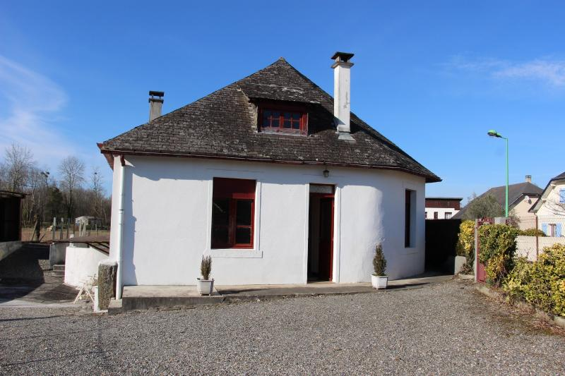 Proche NAY- Vente Maison ancienne à restaurer avec très belle vue sur plus de 2000 m², Agence immobilière Libre-Immo dans la région Pyrénées-Atlantiques à Nay et Pau