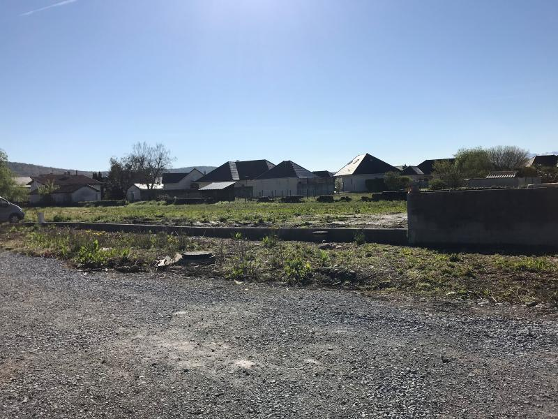 Proche BORDES - Vente Terrain de 820 m² viabilisé, Agence immobilière Libre-Immo dans la région Pyrénées-Atlantiques à Nay et Pau