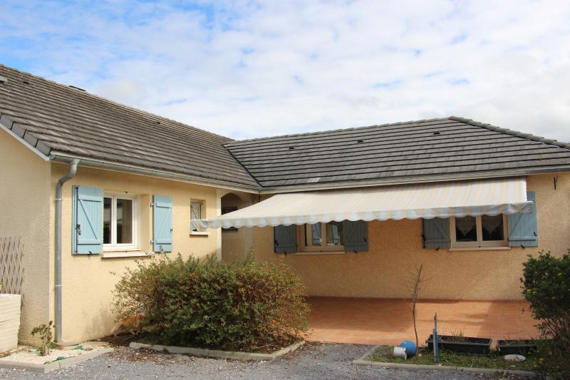 ASSAT - En exclusivité, Vente Maison de 125 m² de plain pied sur terrain arboré, Agence immobilière Libre-Immo dans la région Pyrénées-Atlantiques à Nay et Pau