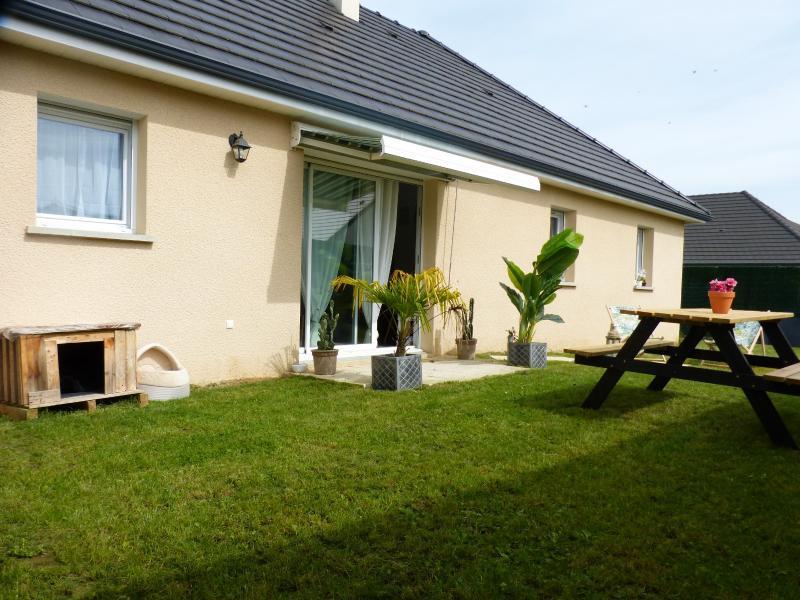 NAY - Vente Maison jumelée de 2013 sans aucun travaux, au calme, Agence immobilière Libre-Immo dans la région Pyrénées-Atlantiques à Nay et Pau
