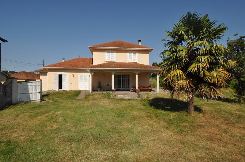 EXCLUSIVITÉ LONS, Maison 5 chambres avec vie de plain pied sur 2000 m² de terrain, Agence immobilière Libre-Immo dans la région Pyrénées-Atlantiques à Nay et Pau