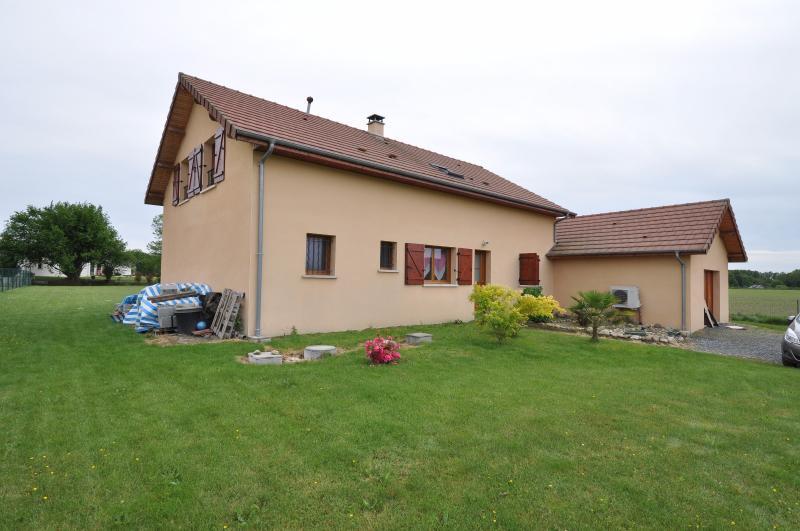SECTEUR MORLAAS, Maison 6 chambres avec vie de plain-pied, sur 2 250 m² de terrain plat, Agence immobilière Libre-Immo dans la région Pyrénées-Atlantiques à Nay et Pau