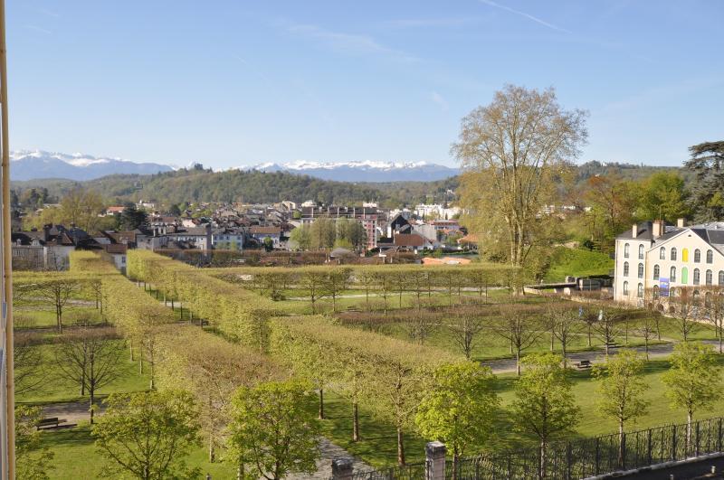 PAU CHATEAU, A VENDRE, Spacieux et lumineux T2 avec vue Parc et Pyrénées, Agence immobilière Libre-Immo dans la région Pyrénées-Atlantiques à Nay et Pau