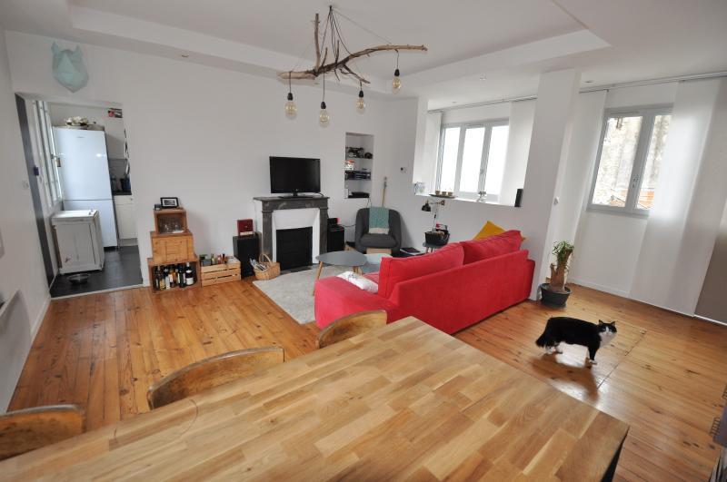 EXCLUSIVITE PAU ST CRICQ, A VENDRE, T3 en dernier étage avec balcon et parking privé, Agence immobilière Libre-Immo dans la région Pyrénées-Atlantiques à Nay et Pau