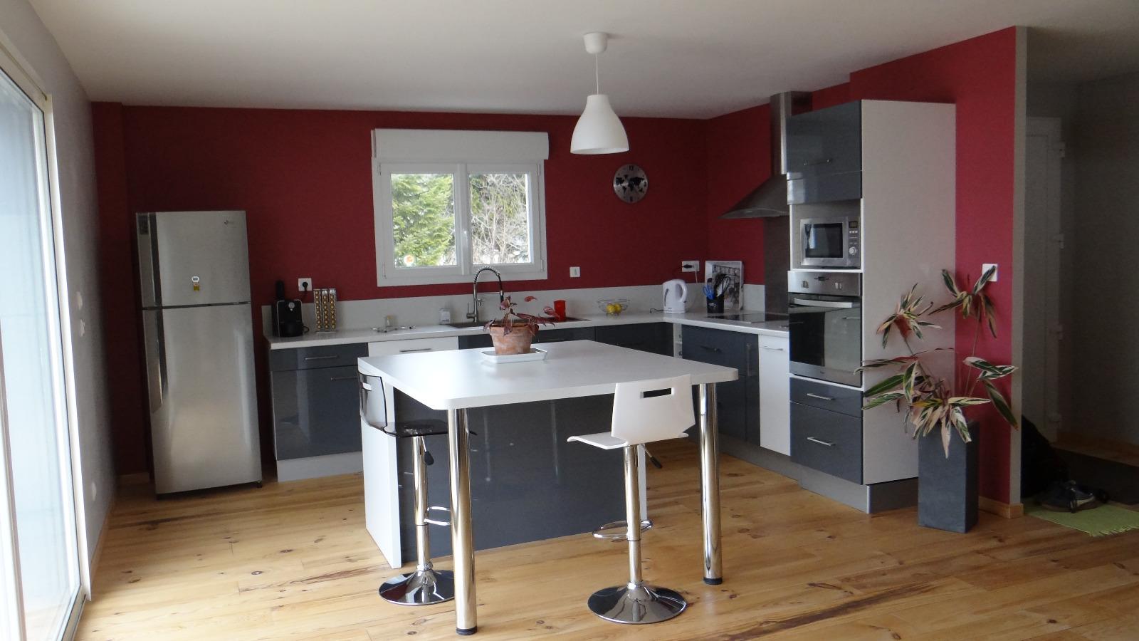 Camurac a vendre maison neuve avec jardin 3 chambres for Achat maison neuve 33000