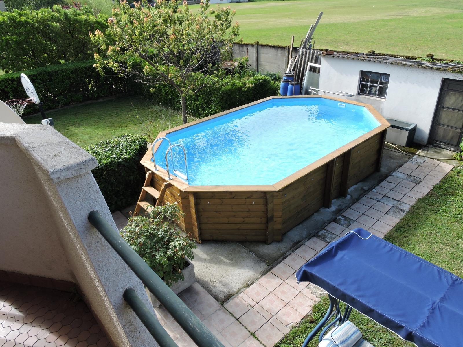 Pamiers pamiers spacieuse maison avec piscine et for Piscine de pamiers