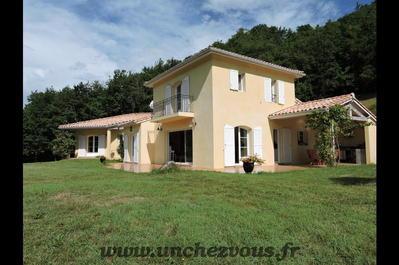 Maison ROQUEFORT LES CASCADES, Agence Immobilière UnChezVous en Ariège et Aude