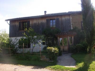 A vendre, très jolie ferme rénovée, écologique, proche de la Bastide de Sérou, sur 7200m²