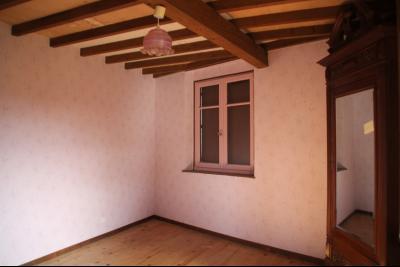 Vue: chambre, a vendre, en Ariege, grande maison a renover