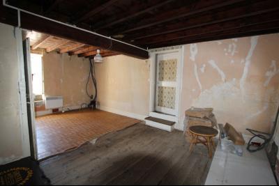 Vue: pièce à rénover, Maison de moyenne montagne proche de Foix, pleine de charme