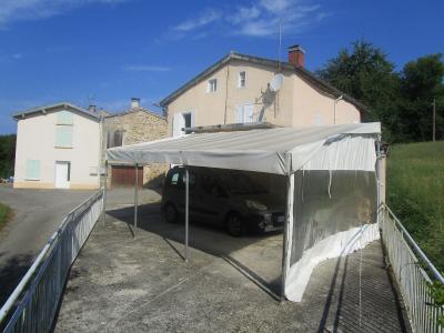 A vendre maison � proximit� de FOIX, Agence Immobilière UnChezVous, dans les départements de l'Ariège et de l'Aude