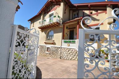 Maison avec piscine en centre ville de Lavelanet