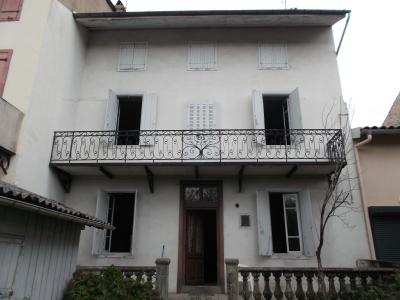 Lavelanet en Ari�ge, maison de ville � vendre., Agence Immobilière UnChezVous, dans les départements de l'Ariège et de l'Aude
