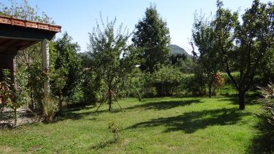 Vue: jardin, MAISON INDIVIDUELLE EN PARFAIT ETAT
